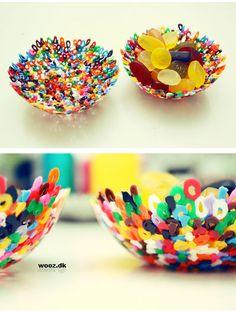 Bowls de colores