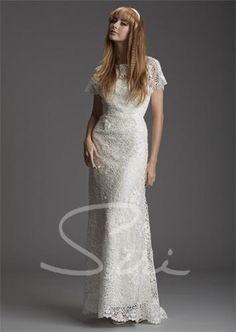 #5401: Ashbury Bridal Gown #9182 by Siri Bridal