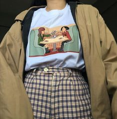 Image de aesthetic, fashion, and outfit Mode Outfits, Retro Outfits, Grunge Outfits, School Outfits, Vintage Outfits, Casual Outfits, Vintage Fashion, Fresh Outfits, Vintage Clothing