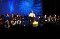 Tanto spazio agli studenti per il XVI anno dalla fondazione, ospite d'onore Oscar Farinetti