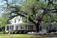Freedom Oaks B and B 429 N. Crawford Street, Thomasville, GA 31792