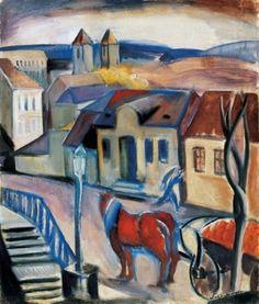 Armand Schönberger (Hungarian, 1885~1974)