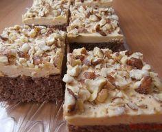 Karamelové řezy Krispie Treats, Rice Krispies, Something Sweet, Nutella, Baking, Food, Den, Bakken, Meals