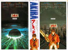 Akira VHS tape covers