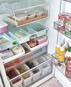 Les 32 meilleures images de Rangement réfrigérateur | Rangement ...