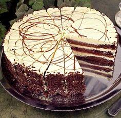 Bailey's Irish Cream Cake