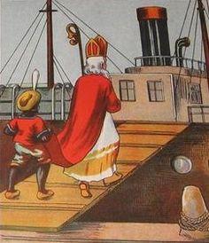 St Nicolaas en Pieterbaas : naar Spanje terug, boek, 1940