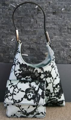 GUCCI Lace Shoulder Bag ♥
