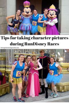 Photo tips for runDisney races