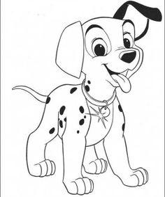 101 Dalmatians coloring page 19