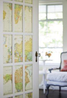 Interesting & Inspirational Interior Doors