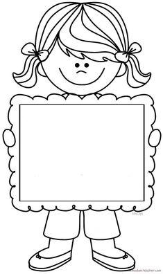 Kız ve Erkek Çocukları Boyama Sayfaları