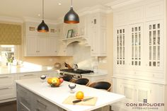 Kingston Collection Co. Kingston, Kitchen Design, Kitchen Cabinets, Collection, Home Decor, Decoration Home, Design Of Kitchen, Room Decor, Cabinets