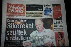 Megszűnik a Helyi Téma -> http://blog.volgyiattila.hu/?p=35310 #fotó #sajtó #újság #média #leépítés #megszűnés #bulvár #szakma