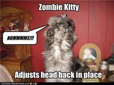 Fun with Zombies in Asbury Park - anniemiz