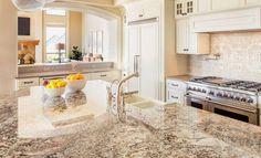Encimeras de granito para la cocina