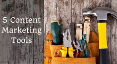 Check out the best #digitalmarketingtools that will help you revitalize your #contentmarketing efforts.
