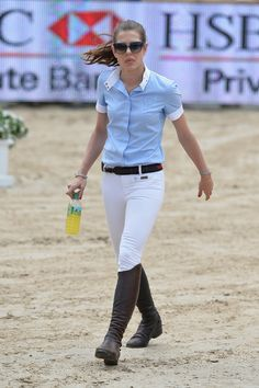 Charlotte Casiraghi Photos: International Monte-Carlo /2014