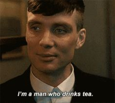 "He's a man after our own hearts. | For Everyone Who Heavy Breathes At The Thought Of Tommy Shelby From ""Peaky Blinders"""