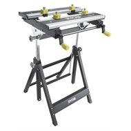 Ryobi 100kg Foldable Metal Workbench with Adjustable Angle