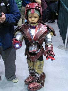 Tiny Iron Man