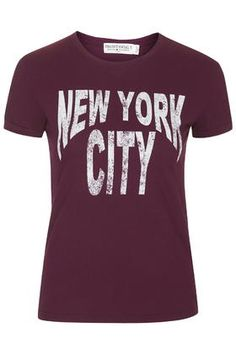 NYC Tee by Project Social T