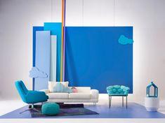 Unique Interior Design Dream Homes Inspiration. Tv Set Design, Stage Design, Booth Design, Colour Architecture, Interior Architecture, Color Style, Interiores Design, Interior Design Living Room, Decoration