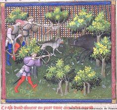 Crossbow Hunters, 1405