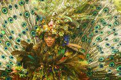 Jember Fashion Carnaval 2016 Peacock, Carnival, Bird, Animals, Fashion, Moda, Animales, Animaux, Fashion Styles
