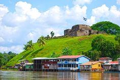 El Castillo, Río San Juan