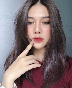 35 Warm Makeup Make A Soft, Ethereal look. - Page 31 of 35 - 35 Warm Makeup Make A Soft, Ethereal look. - Page 31 of 35 - Korean Makeup Look, Korean Makeup Tips, Asian Makeup, Korean Makeup Tutorials, Beauty Make-up, Beauty Hacks, Hair Beauty, Pink Makeup, Girls Makeup