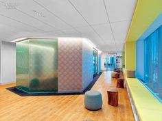 5 Firms Design Viacom's Midtown NYC Headquarters | Projects | Interior Design