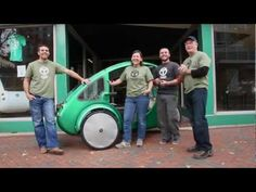 Organic Transit's Kickstarter Video for the ELF vehicle