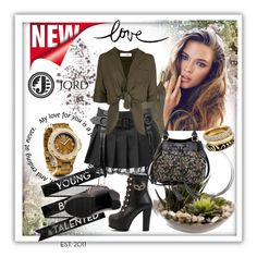 """""""JORD"""" by lip-balm ❤ liked on Polyvore featuring mode, Home Essentials, Joe Browns, Michael Kors en jord"""