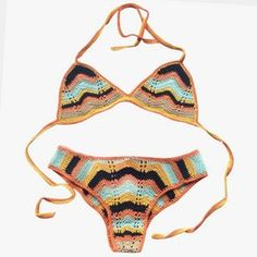 Crochet Swimsuit This Summer
