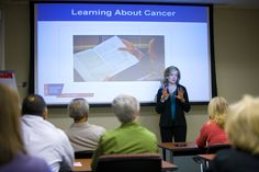 For a quick, easy way to learn important facts and practical tips about cancer and related issues, participate in our interactive online program, I Can Cope—Online. There is never any charge to participate, and you set the pace—whenever and wherever is most convenient for you.  This class focuses on cancer basics.