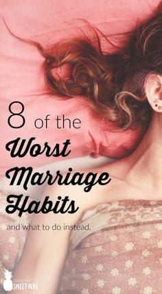 8 of the Worst Marriage Habits Do you ever wish that you could sometimes just write to your spouse a long list of all the things he does that drive you insane? The marriage habits Lucien worst Snyder Healthy Marriage, Strong Marriage, Marriage Relationship, Marriage And Family, Marriage Tips, Healthy Relationships, Successful Marriage, Bad Marriage Quotes, Troubled Marriage Quotes