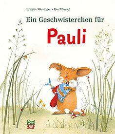 Familie Kaninchen erwartet Nachwuchs. Alle freuen sich, nur Pauli ist weniger begeistert. Von seinem Freund Edi weiß er: Babys schreien viel und machen eine Menge Arbeit. Viel lieber hätte er eine Hausmaus. Doch als sein Geschwisterchen da ist, kommt alles anders. Eine heitere Geschichte über das Glück, ein kleines Geschwisterchen zu haben.<br/><br/><b>Autorentext</b><br/>Brigitte Weninger geboren 1960 in Kufstein, Österreich. Brigitte Weninger arbeitete 20 Jahre lang als…