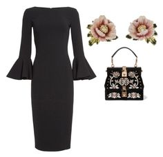 """Untitled #237"" by lostcherub ❤ liked on Polyvore featuring Michael Kors, Les Néréides and Dolce&Gabbana"