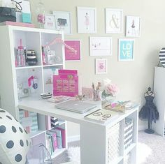 kallax combinaison bureau blanc ikea meubles pinterest bureaux blancs ikea et. Black Bedroom Furniture Sets. Home Design Ideas