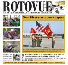 The newest issue of the Rotovue is out!
