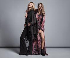 Kate Moss & Cara Delevingne FW15 - New Collection #somethingincommon