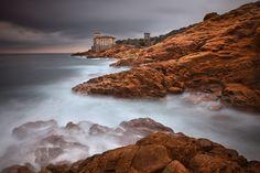 Wild Coast by Daniel Řeřicha on Photos from the wild coast of Tuscany Ocean Photography, Sea And Ocean, Canon Eos, Oh The Places You'll Go, Tuscany, Coast, Earth, Nature, Beautiful