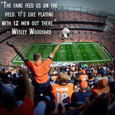Denver Broncos  Fans Denver Broncos Football 3063758ee
