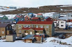 Village insolite coupé du monde, Iqaluit, Canada