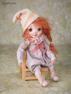 Злата и другие. Авторские куколки Воробьёвой Татьяны / Лепка авторских кукол / Бэйбики. Куклы фото. Одежда для кукол