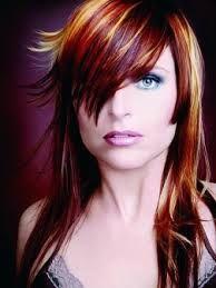 bold multi hair colors - Google Search