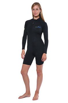 2019 New Summer Diving Suit Girls Long Sleeve Sun Protection Black Swimwear Fast Dry Style Surfing Rash Guard Swimsuit Refreshing And Beneficial To The Eyes Swimwear