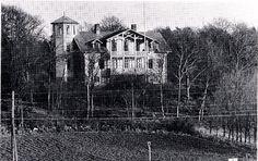 Bångsbo utanför Särö, Rydbergs hustrus familjs villa, där paret spenderade många somrar tillsammans och där Rydbergs också skrev.