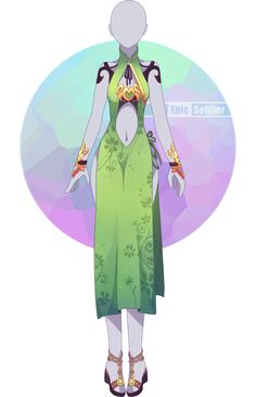 Custom outfit commission 58 by Epic-Soldier.deviantart.com on @DeviantArt